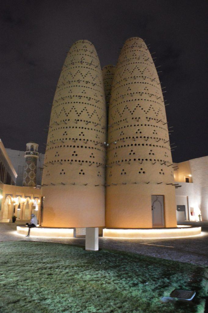Гълъбарниците са запазена марка на Доха