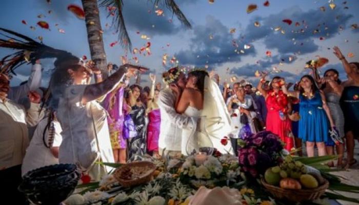 Сватба по ритуал на маите