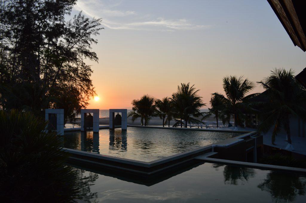 Спокойствието на Anantara hotel