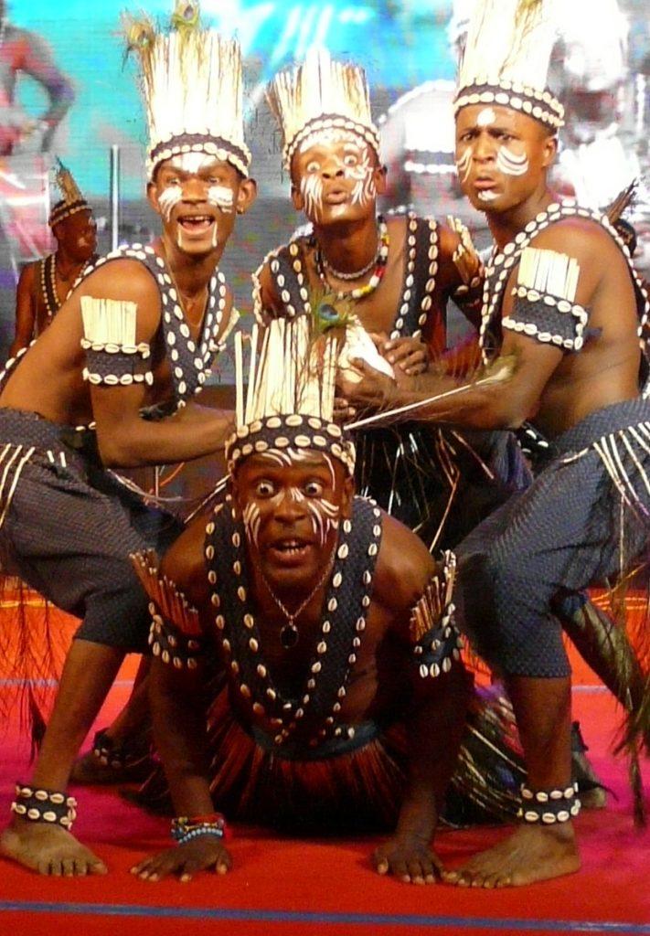 Потомците на африкански племена - сиди