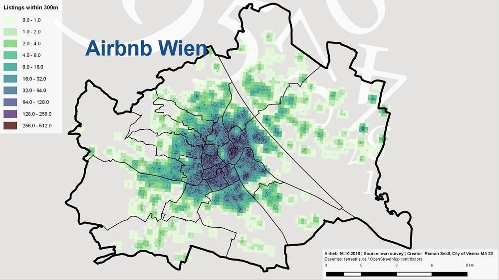 Виена Airbnb
