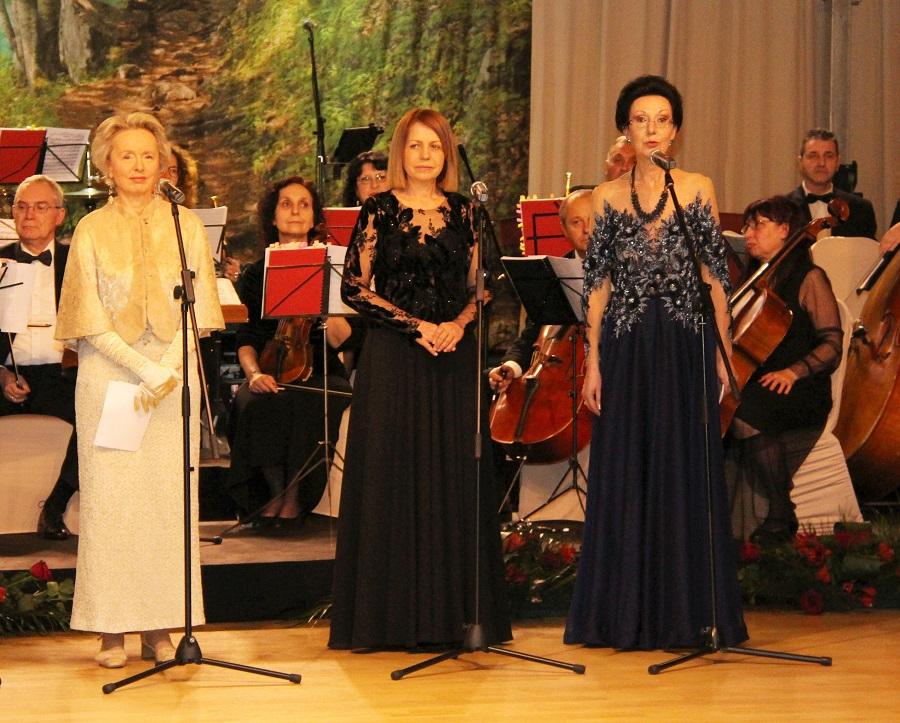 Н.Пр. Андреа Вике, Йорданка Фандъкова и Мария Нейкова