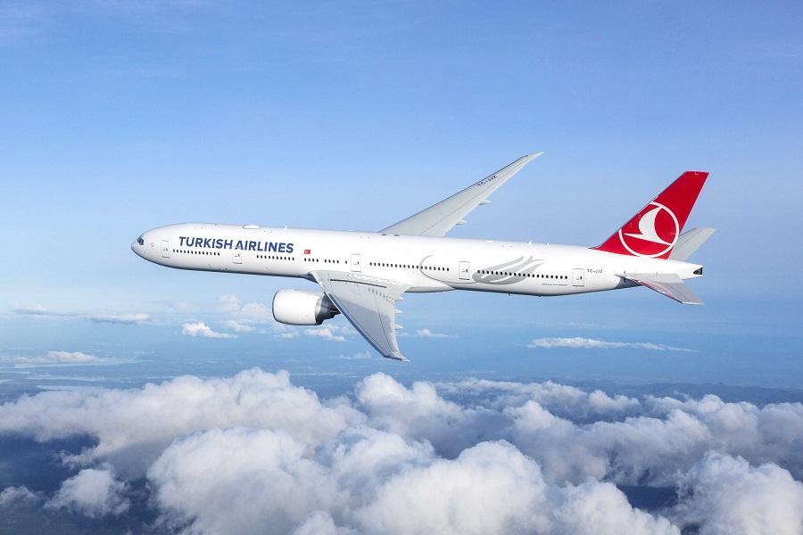Turkish Airlines спира част от международните си полети до 17 април 2020 г.