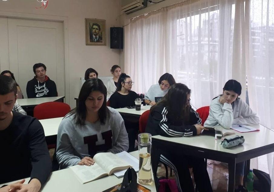 """Двоен празник за българското училище в Атина """"Св. св Кирил и Методий"""""""