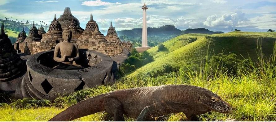Индонезия! За нея един живот не стига