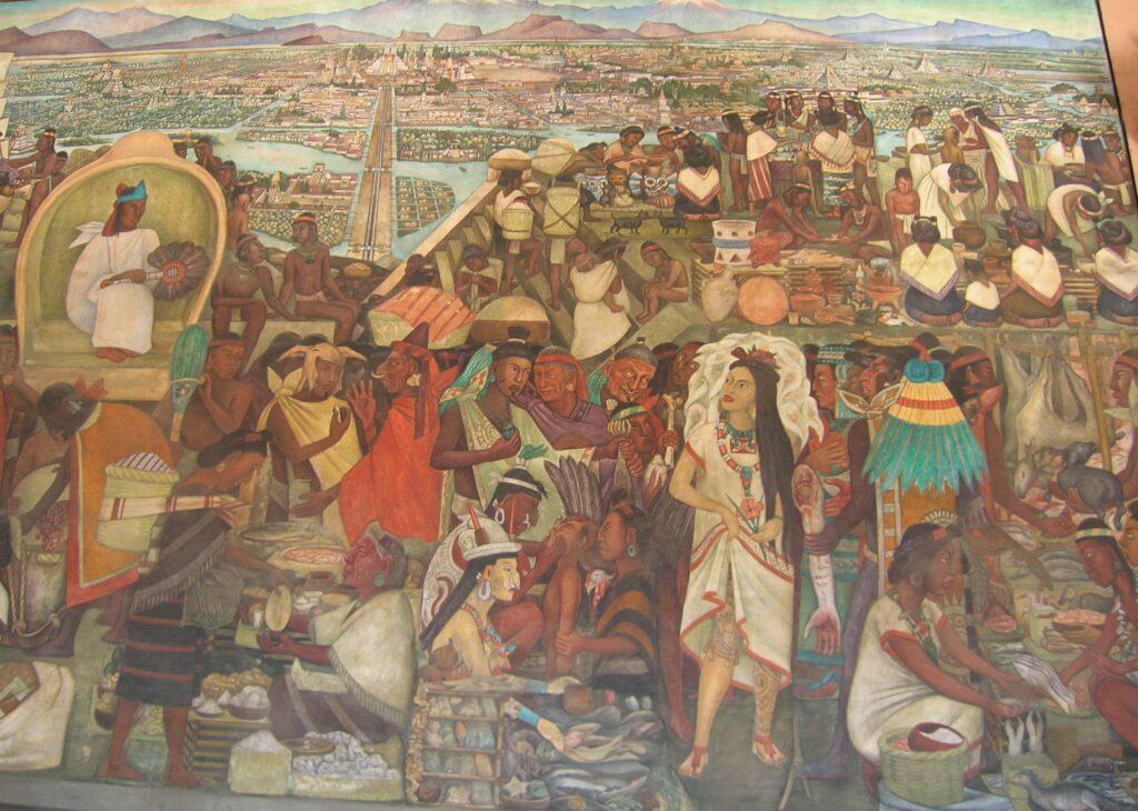 Традиция е всички музеи и галерии един ден в седмицата да работят без входни билети за мексиканци, та дори най-бедните да могат да ги посетят.