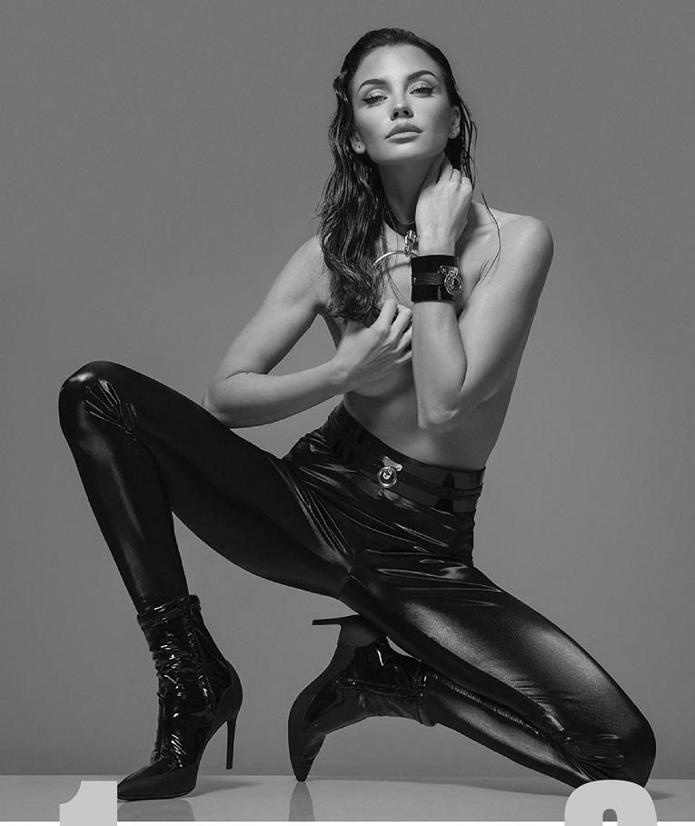 Диляна Попова с 6 роли в естетски календар