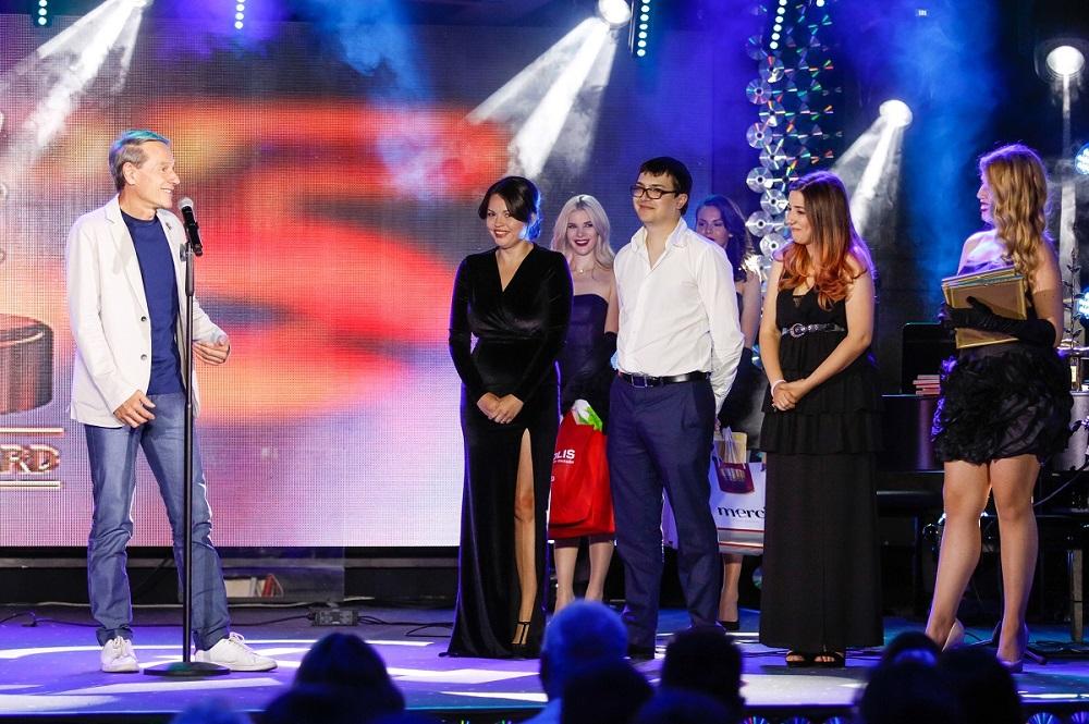 Иван Тонев и финалистите