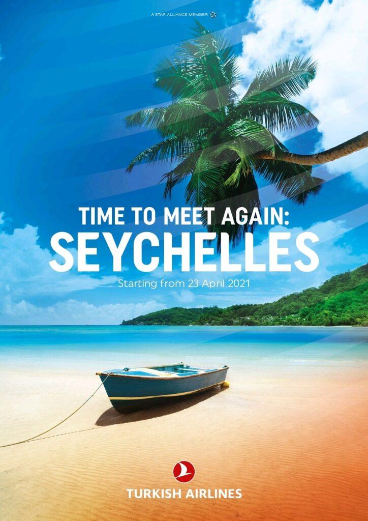 Сейшелите - два полета седмично с Turkish Airlines от 23 април