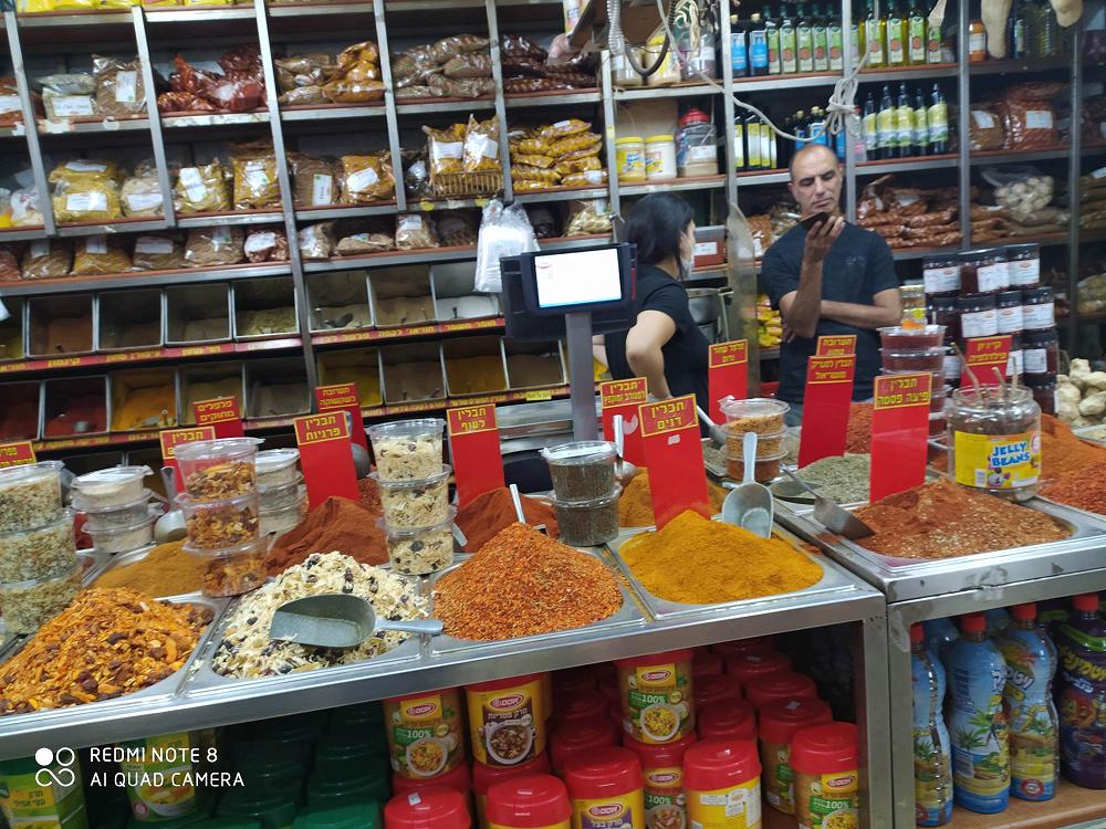 Вкусно и питателно пътешествие по пазарите на Израел