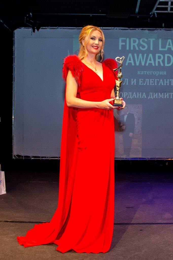 First lady стил и елегантност - Йордана Димитрова