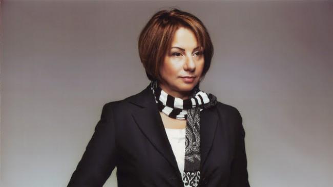 Бизнесдамата Катя Ковачева