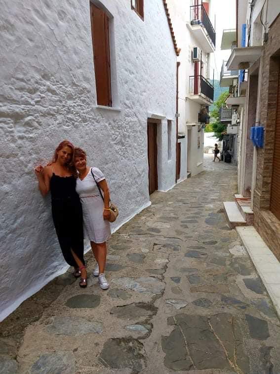 С Ива Дойчинова до острова на Mamma mia и Северните Спораги