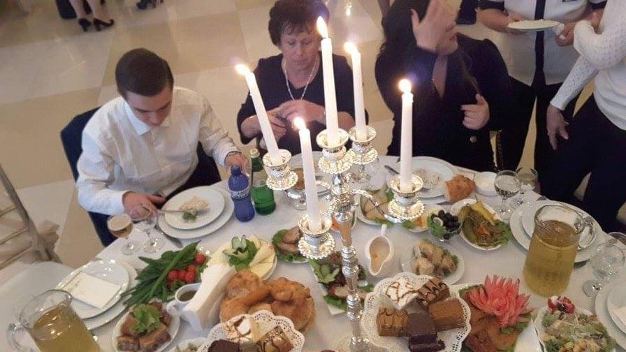 На грузинска сватба в Батуми с Владина Цекова – четири дни пир, стотици тостове и икебана от чинии