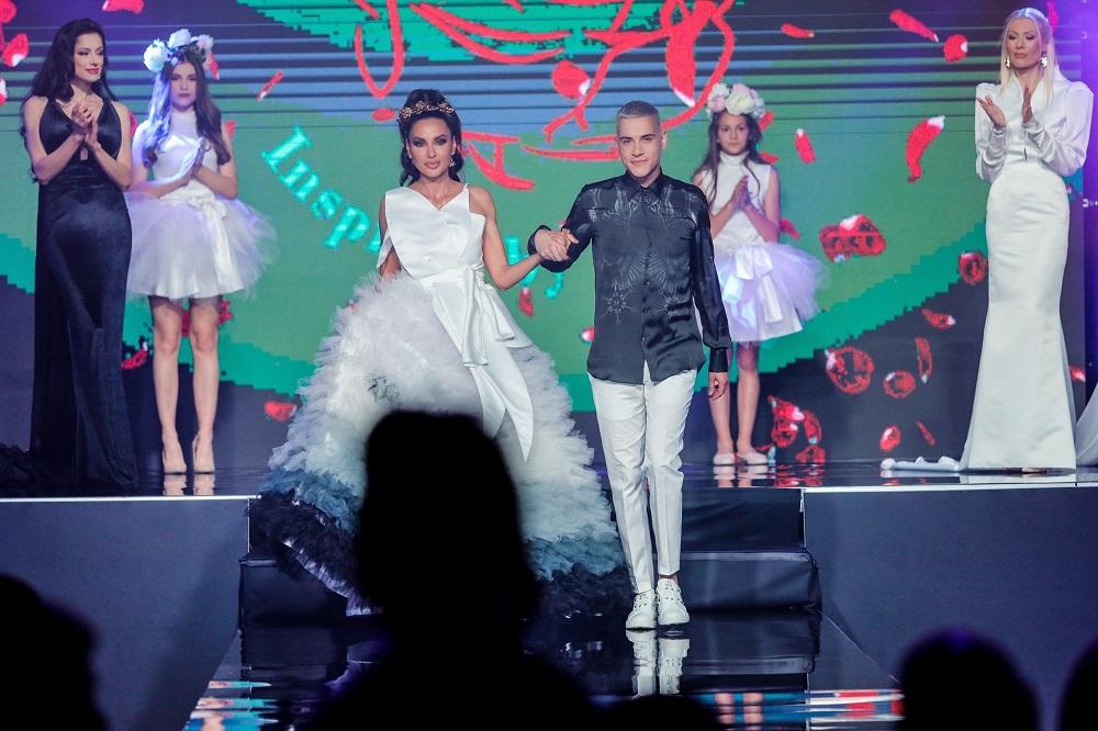 Antony Langountin събра девет Мис Българии на една сцена!